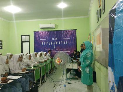 Sukseskan HKN-54 dan Germas melalui Kebidanan Alma Ata Peduli Anemia pada Remaja