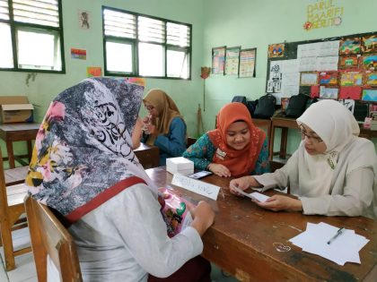 Prodi Kebidanan Ikuti Pengabmas Dalam Rangka Optimalisasi Germas Di Dusun Gupak Warak, Pajangan, Bantul