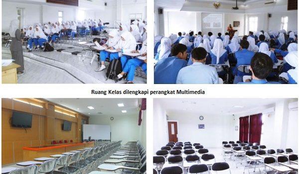Fasilitas Ruang Kuliah