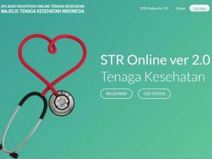 Mekanisme Permohonan STR Perawat 2019