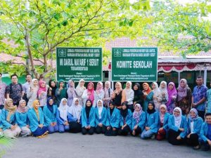 Prodi ARS UAA berpartisipasi dalam kegiatan GERMAS di Dusun Gupakwarak, Pajangan, Bantul
