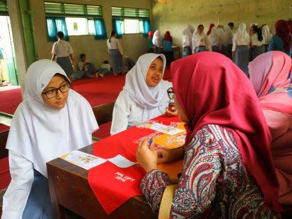 Alma Ata Nutrition Fair di SMAN 1 Gamping