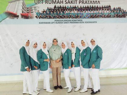 Prodi DIII Kebidanan Universitas Alma Ata Melakukan Apersepsi Praktik Kebidanan Di RS Pratama Yogyakarta