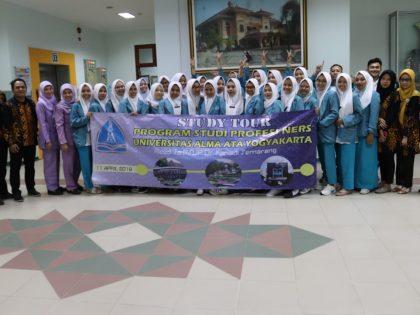 Studi Tour Ke RSUP Dr.Kariadi Semarang