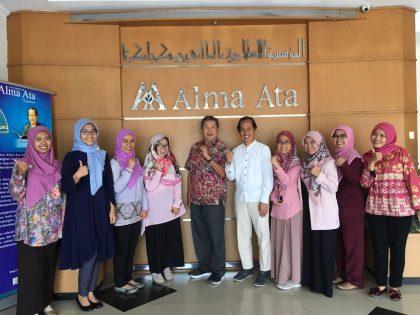 Workshop Kurikulum dan Kunjungan Prof Wan Abdul Manan Wan Muda dari Universiti Sains Malaysia