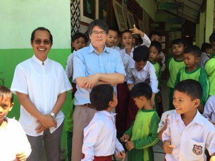 Observasi Kantin Sekolah dan Lingkungan Sekolah di Kabupaten Bantul