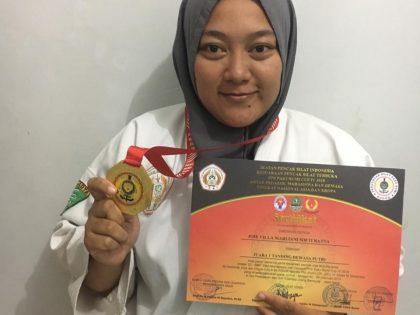 Mahasiswa Prodi DIII Kebidanan FIKES Universitas Alma Ata Raih Prestasi Internasional