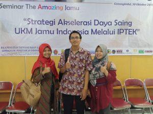 "Seminar ""AMAZING JAMU"""