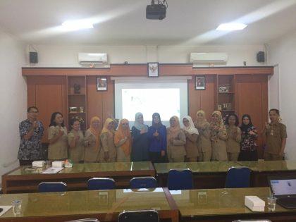 Rapat Koordinasi Praktik Lapangan Komunikasi Informasi Edukasi