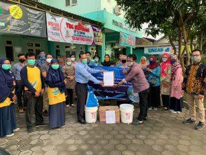 Pengabidan Masyarakat Oleh Mahasiswa, staf dan Dosen PSIK Universitas Alma Ata Yogyakarta