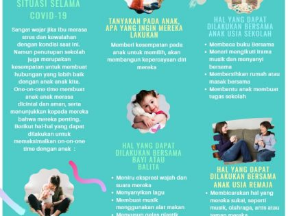 One on Time: Parenting Selama Covid-19