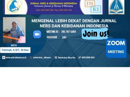 MENGENAL LEBIH DEKAT JURNAL NERS DAN KEBIDANAN INDONESIA